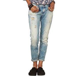 Ralph Lauren Skinny Boyfriend Jeans